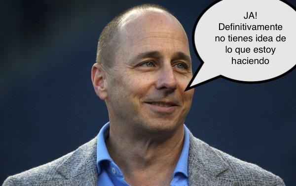 Los Yankees y la razón del cambio deayer
