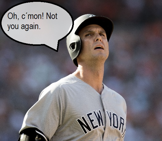 The New York Yankees and the Birdie situation