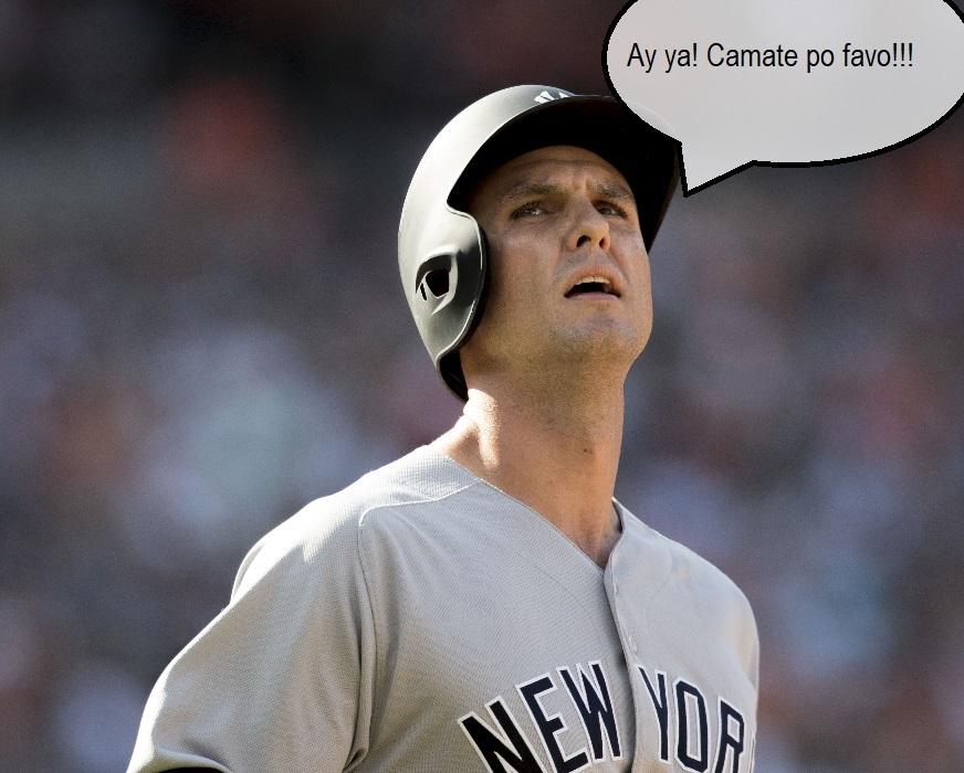 Los Yankees y la situación delPajarito