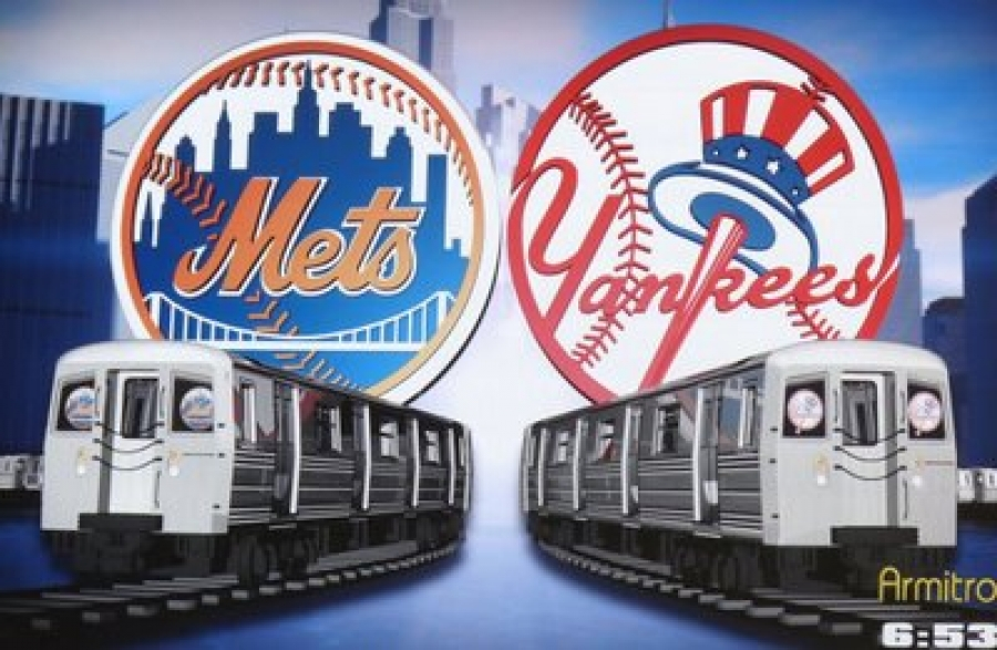 Los Yankees y la serie del Subway