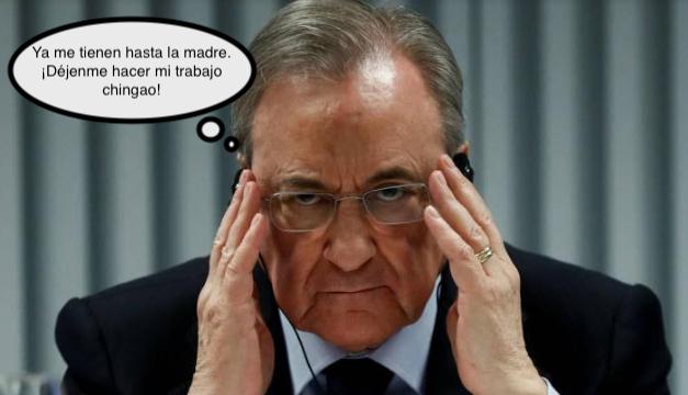 ¿Está siendo tibia la Dirección del Real Madrid ante la salida deCR7?
