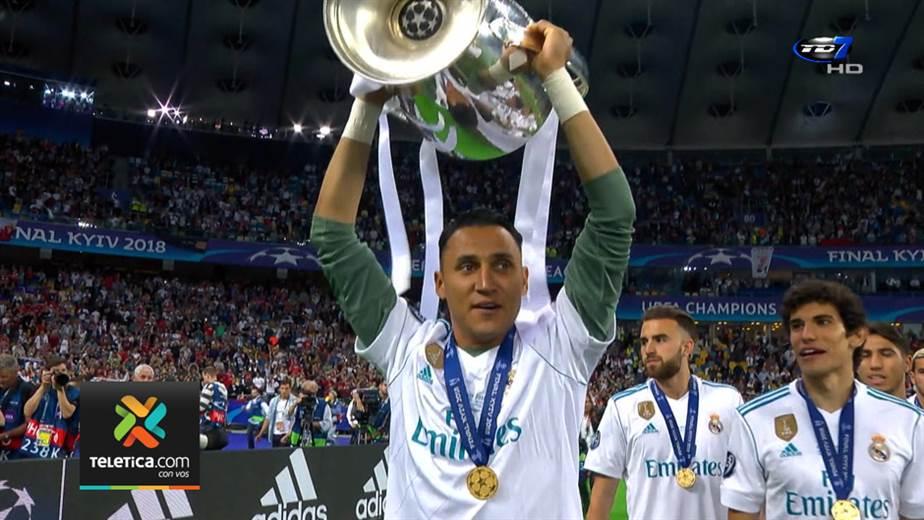¿Necesitaba el Real Madrid reforzar laportería?