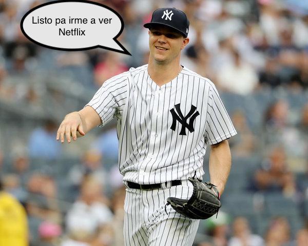 Por fin los Yankees se cansan delPepinillo