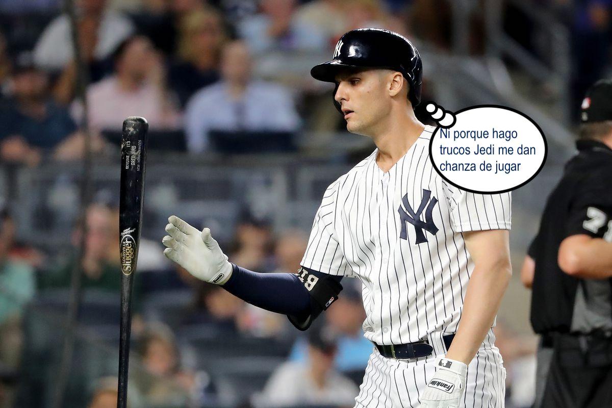 Los Yankees y el dilema de la1B