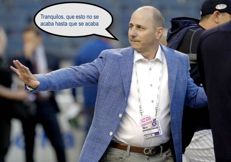 Los Yankees y el mercado Invernal