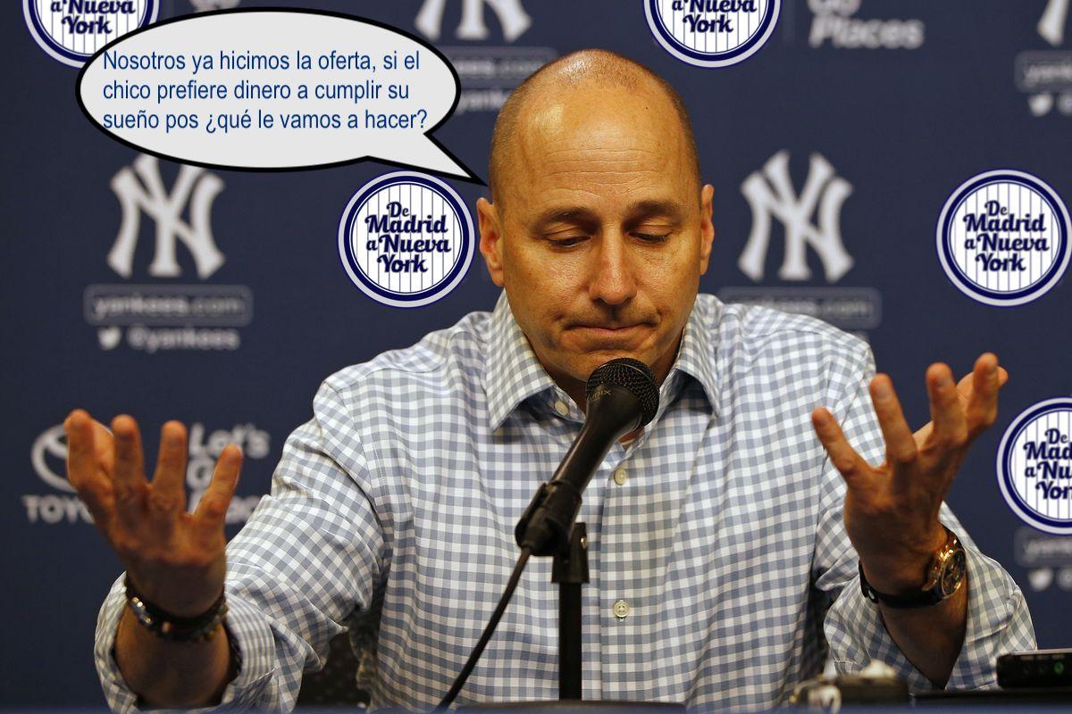 Los NY Yankees y PatrickCorbin