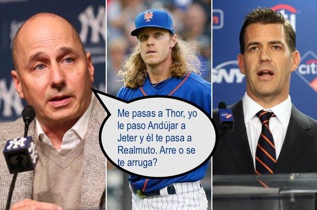 Los Yankees y el cambio que podría traer aThor