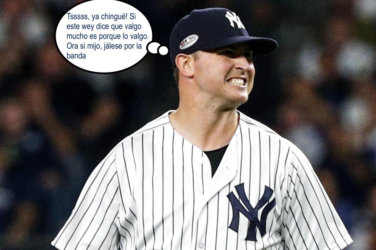 Los NY Yankees y la necesidad deBritton