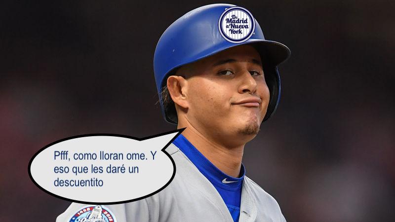 Que los Yankees paguen 30 millones a Machado ¿será muycaro?