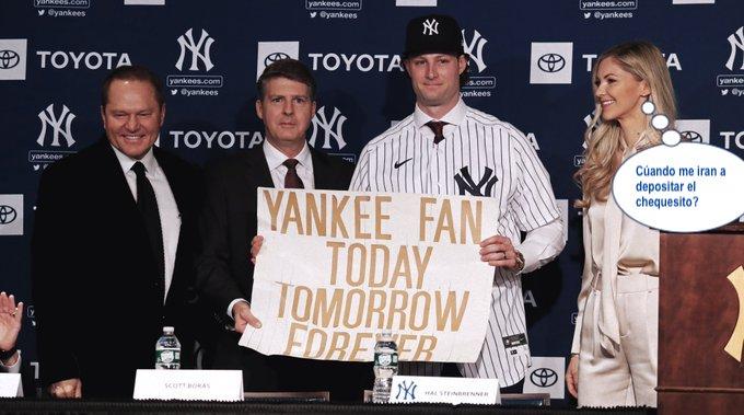 Los Yankees están de regreso; Qué hay denuevo?