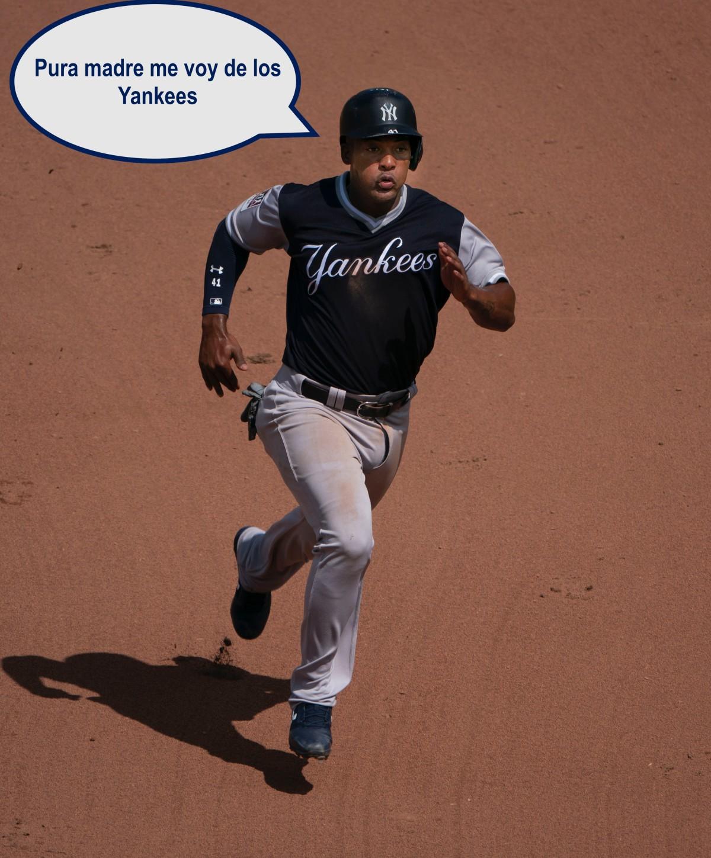Los Yankees y el problema deAndujar