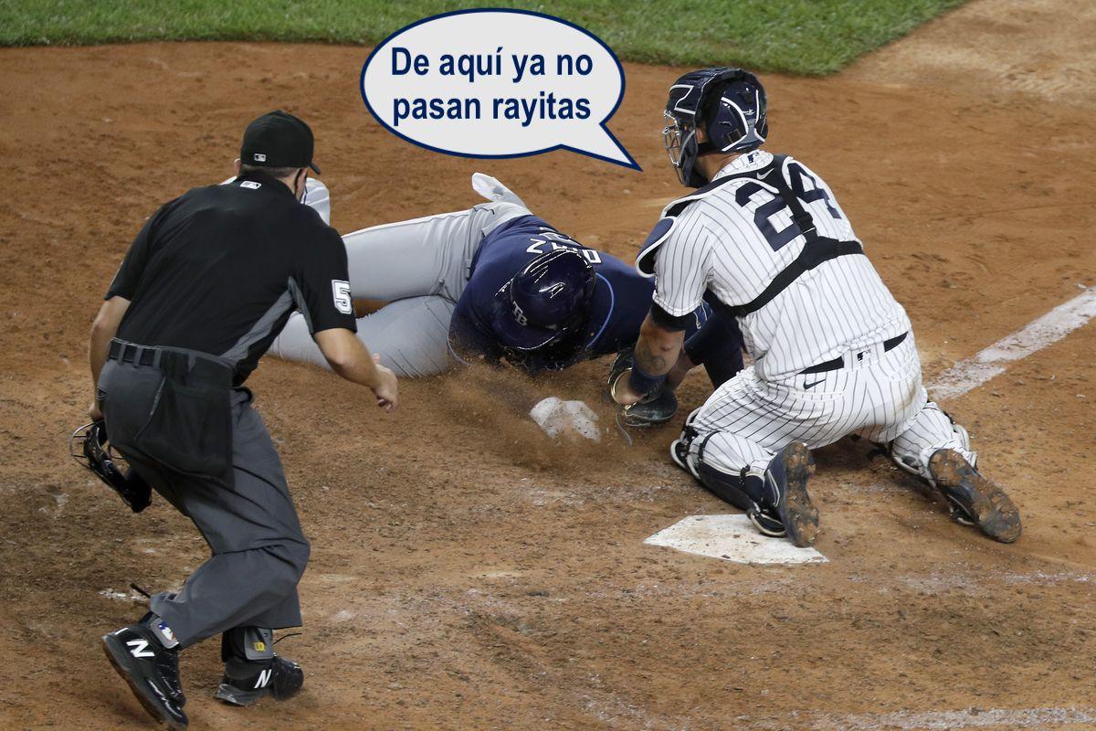 ¿Qué necesitan los Yankees para sacudirse a lasMantarrayas?