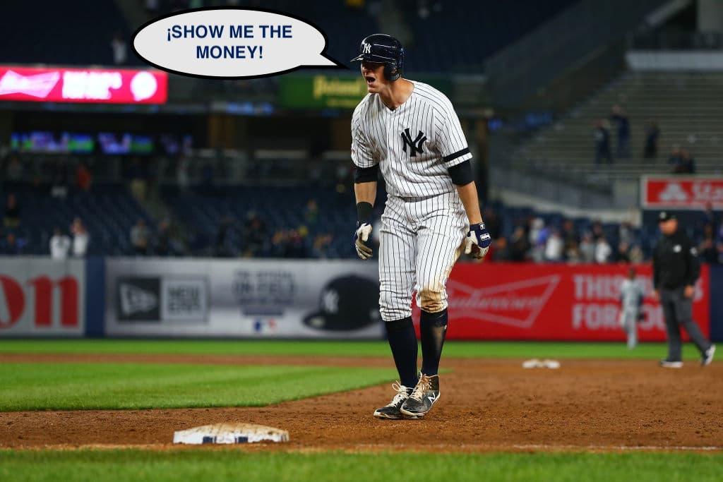 Los Yankees dejarán ir a LeMahieu….?